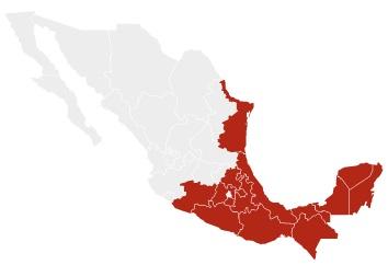 ADO Airport in Mexico