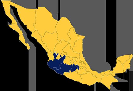 Autovias en Mexico