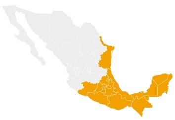 Cuenca en Mexico