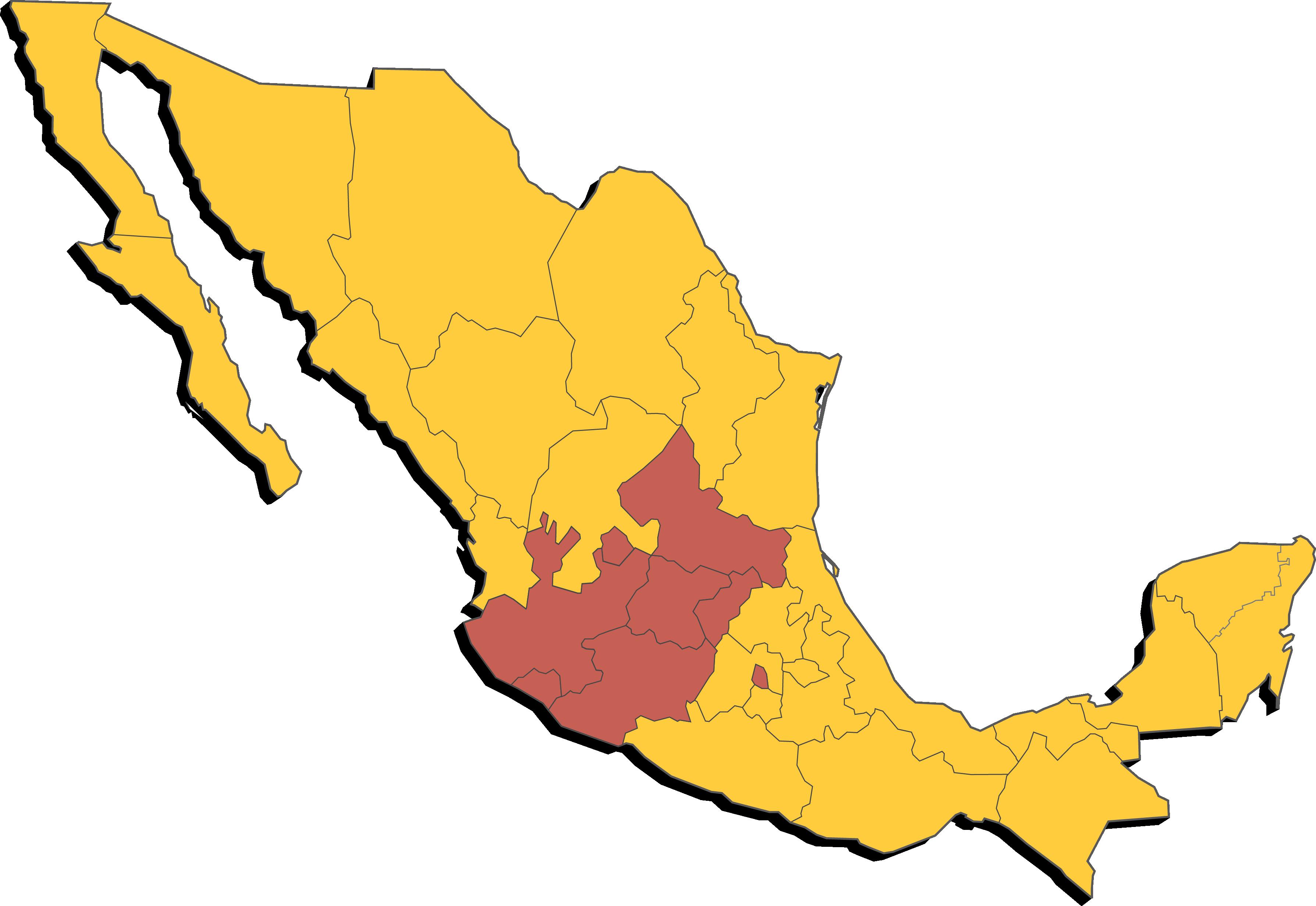 Flecha Amarilla en Mexico