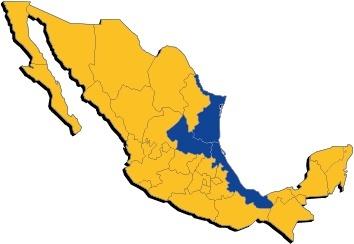 Norte de Veracruz en Mexico