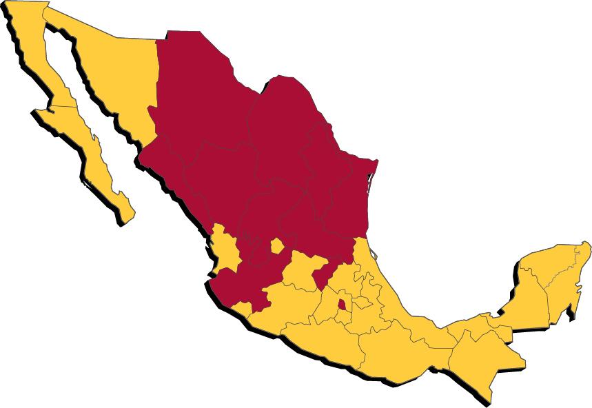 Sendor en Mexico