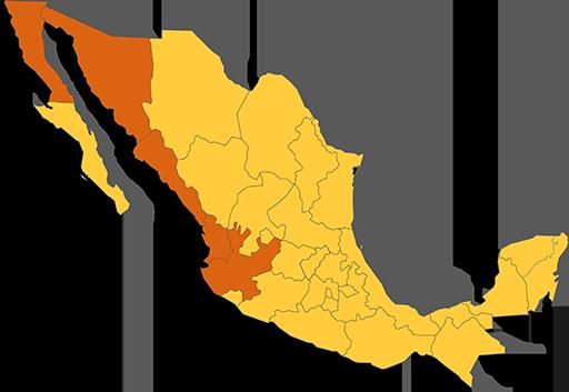 Tufesa en Mexico