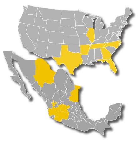 Tornado en Mexico