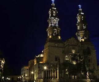 San Juan De Los Lagos, JAL a Aguascalientes, AGS