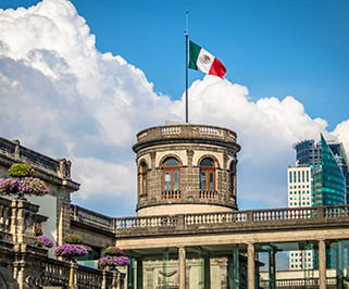 San Luis Potosí, SLP a Ciudad de México, DF