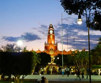 San Cristóbal de las Casas, CHIS a Mérida, YUC