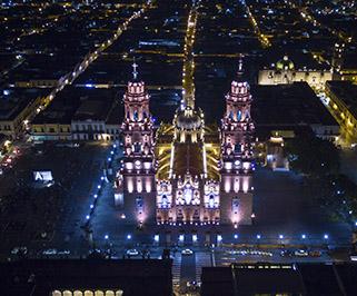 Ciudad de México, CDMX a Morelia, MICH