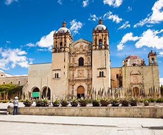 Ciudad de México, CDMX a Oaxaca, OAX