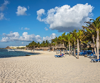 Mérida, YUC a Playa del Carmen, QR