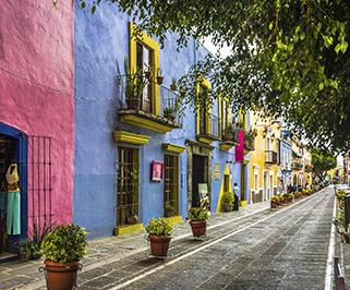 Guanajuato, GTO a Puebla, PUE