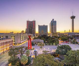 Monterrey, NL a San Antonio, TX (EUA)