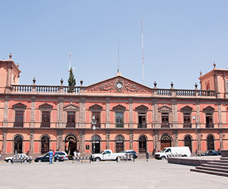 Monterrey, NL a San Luis Potosí, SLP