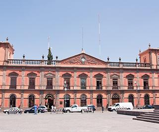 Aguascalientes, AGS a San Luis Potosí, SLP