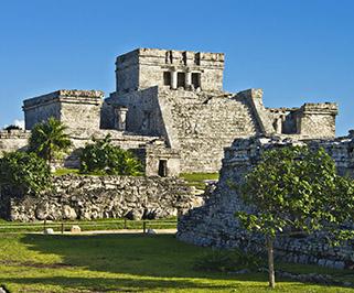 Palenque, CHIS a Tulum, QR
