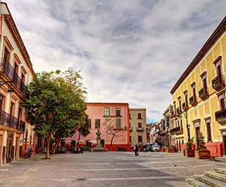 Durango, DGO a Zacatecas, ZAC