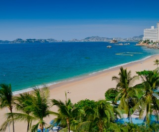 - Buses from Ciudad de Mexico to Acapulco