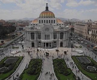 Autobuses a Ciudad de México