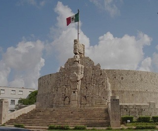 - Buses from Campeche to Merida
