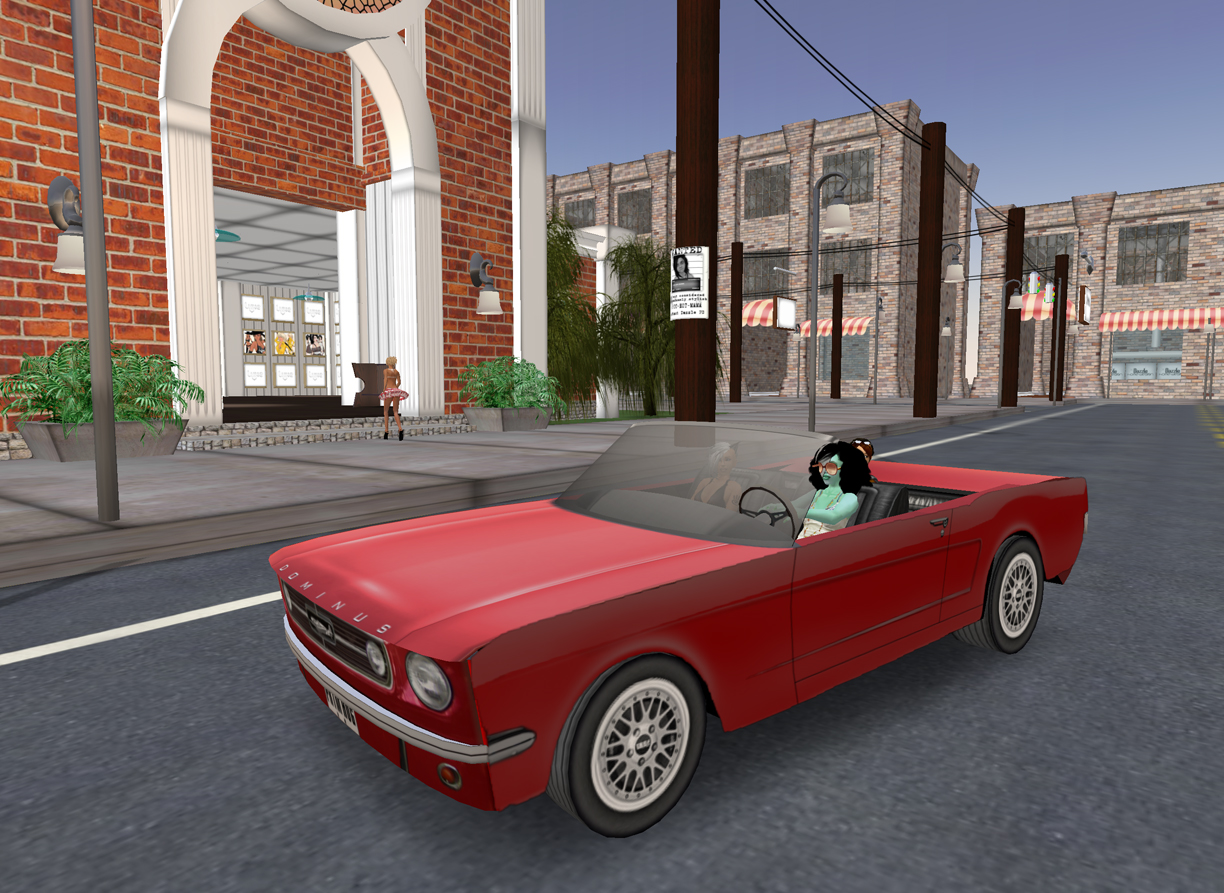 Doing Business in Second Life