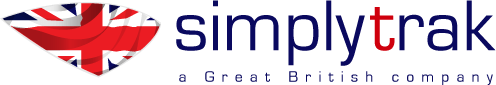 Simplytrak the vehicle tracking companies logo
