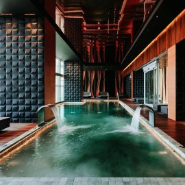 gallery sofitel city reforma Pool