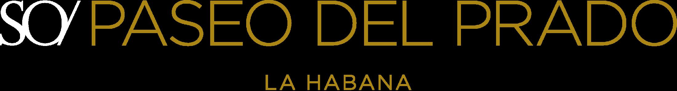 SO/ Paseo del Prado La Habana