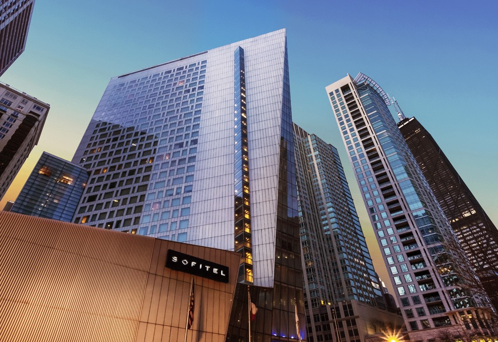 Sofitel Chicago Magnificent Mile Live The French Way