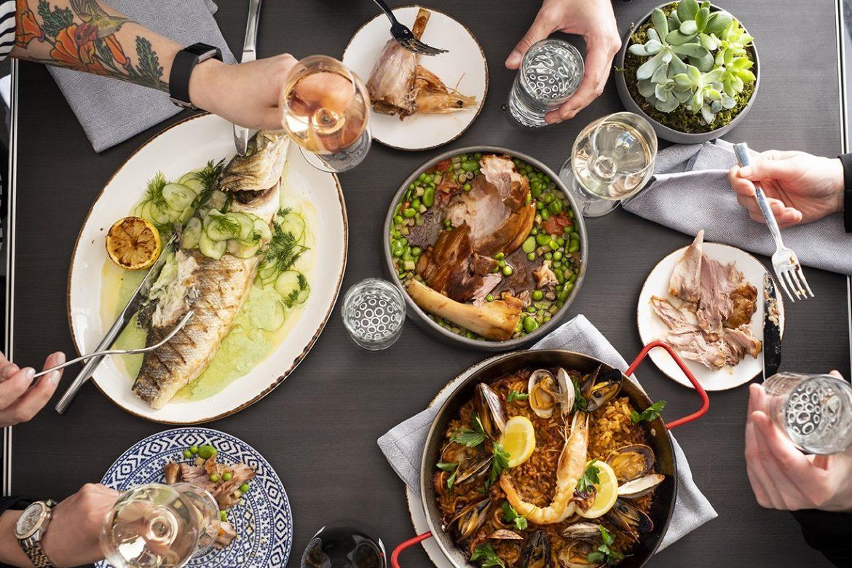 Cda Mediterranean Dining In Downtown Chicago