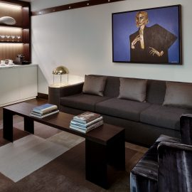 Presidential Suite Study