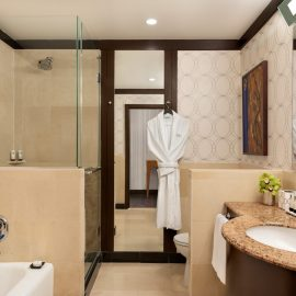 Sofitel Philadelphia Guestroom Bathroom copy