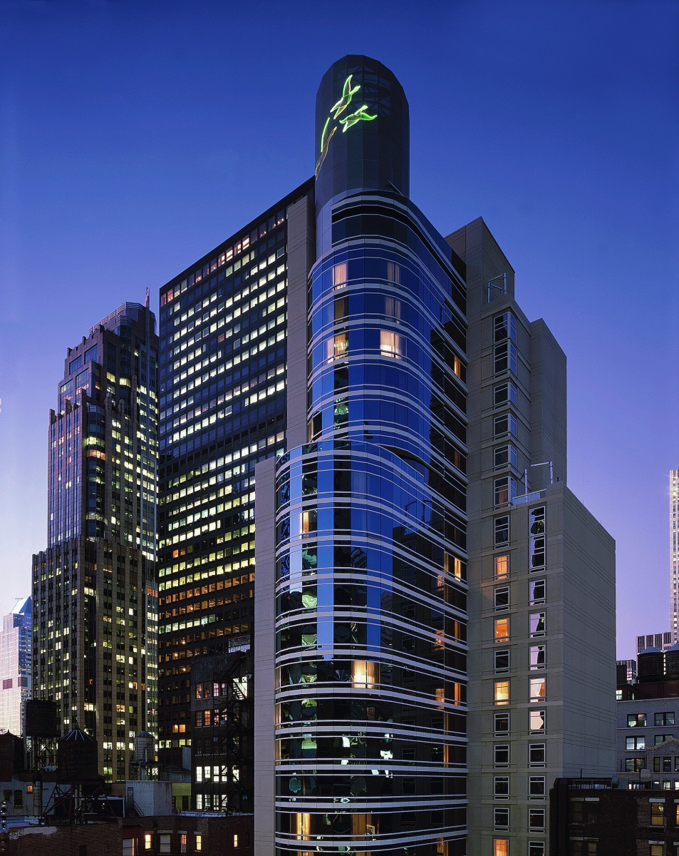 Language In 45 And 47 Stella Street: Sofitel New York
