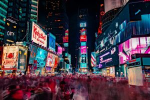 Times Square - Broadway Shows