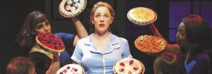 Thanksgiving with Waitress the Musical