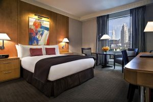 Luxury King Room With Chrysler View