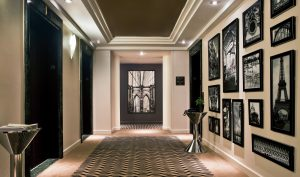 Sofitel New York Hallways