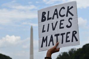Black Lives Matter Plaza Washington DC