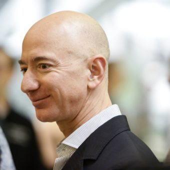 A hidden Amazon fortune: Jeff Bezos' parents may be worth billions