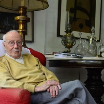 Lawyer Hélio Bicudo, founder of PT and author of Dilma's impeachment petition, dies