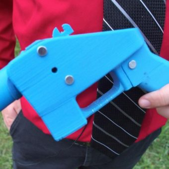 Trump questions 3-D printable guns – which his administration helped make available to public