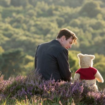Winnie the Pooh brings his surprising wisdom to the silly, slapsticky 'Christopher Robin'