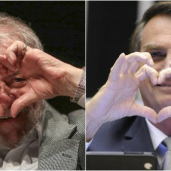 """Why do Bolsonaro and Lula's """"lamp post"""" start off the election as favorites?"""