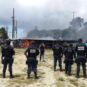 Tensions run high in Northern Brazil amid a humanitarian crisis in Venezuela