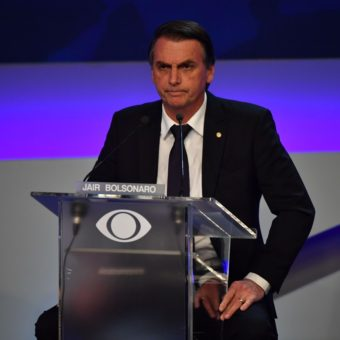 Jair Bolsonaro is still in the lead of another poll after candidacy official registrations