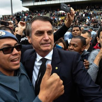 Charge of racism against Bolsonaro may be tried on STF