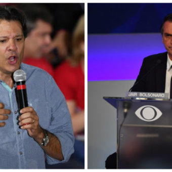 Bolsonaro x Haddad jeopardizes tactical voting