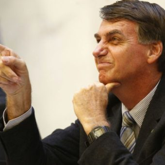How not to interview Jair Bolsonaro