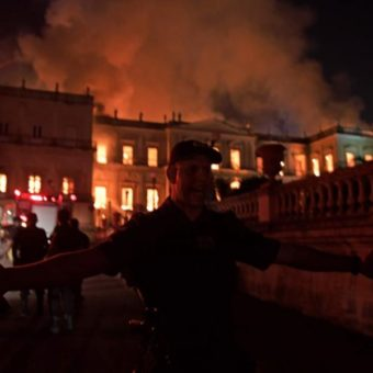 7 figures that will make you even more outraged about the fire at the National Museum