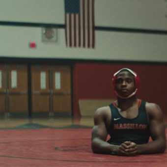Zion Clark was born without his legs, but that did not stop him from becoming a winning athlete