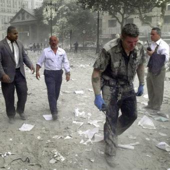 September 11 attacks in 30 in striking images
